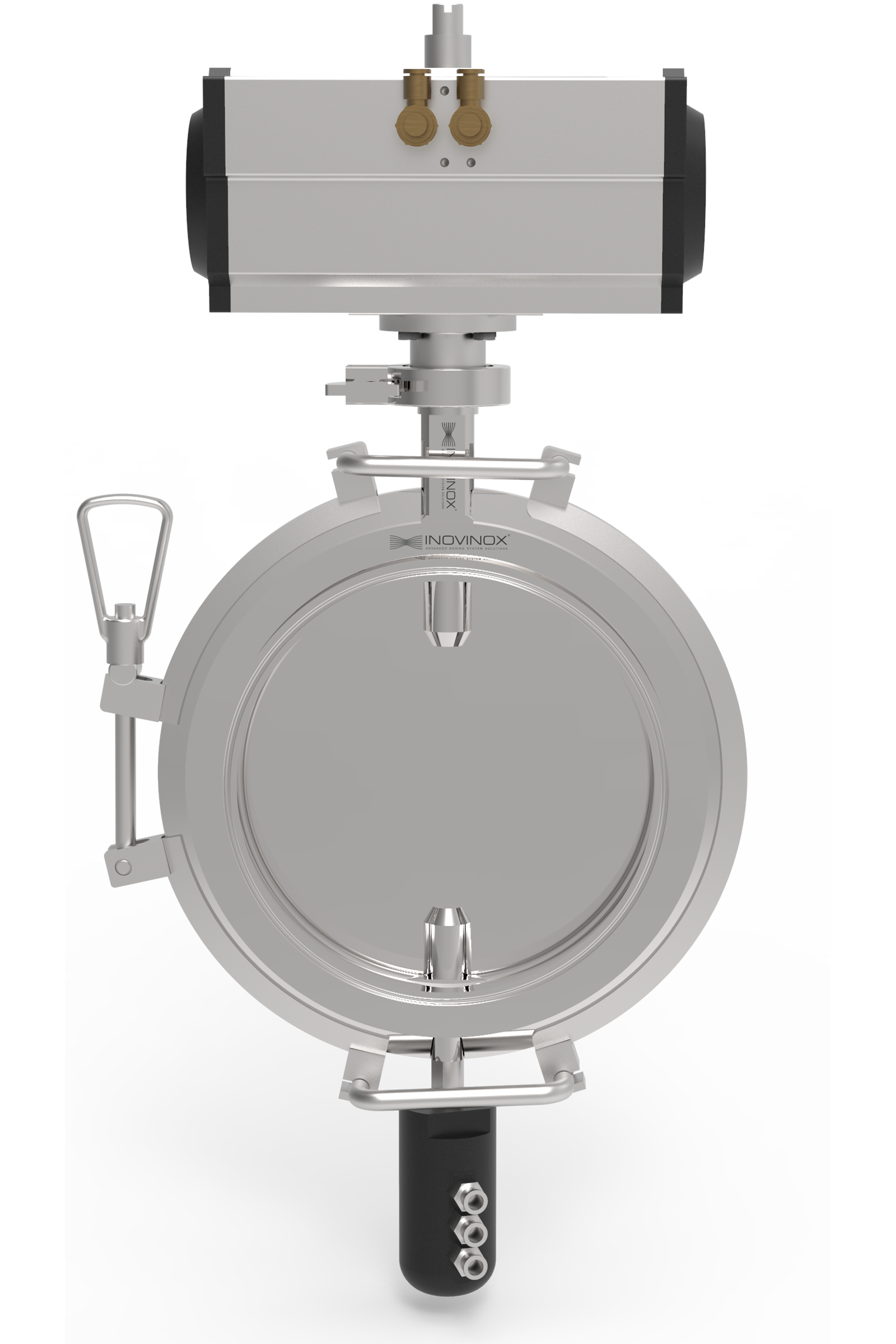Valvula Borboleta Vibradora